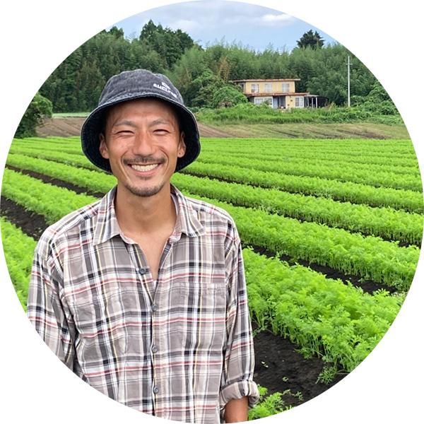 安心安全な国産野菜を使用